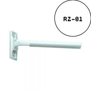 White razor carbon steel blades RZ01